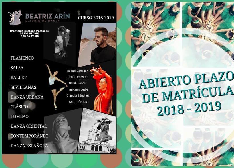 Beatriz Arín Estudio de Danza