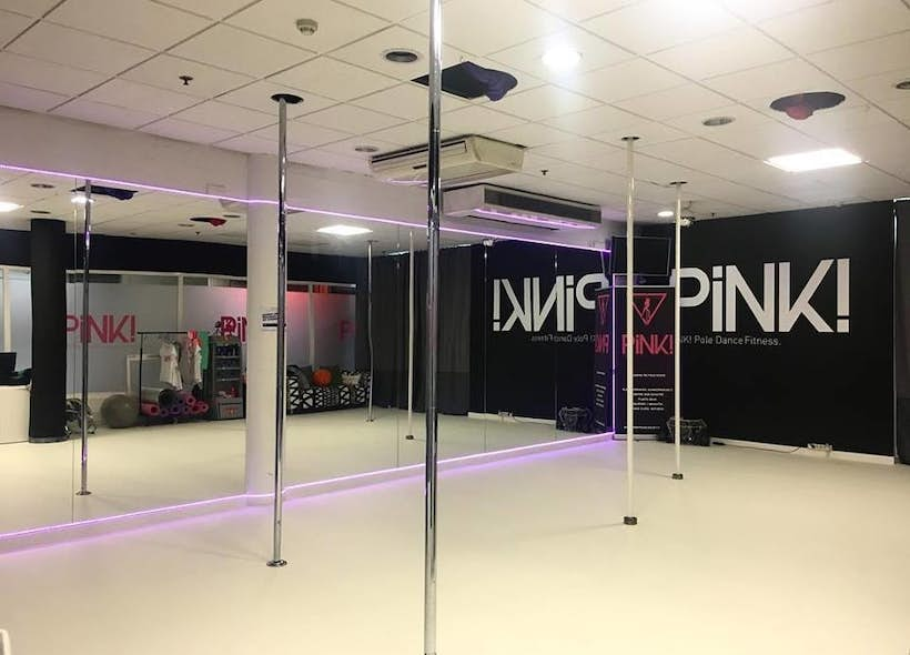 PINK! Pole Dance Fitness Gijón