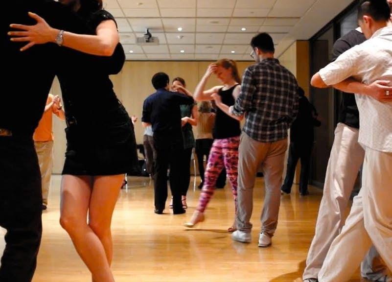 Clases y práctica de Tango en Madrid