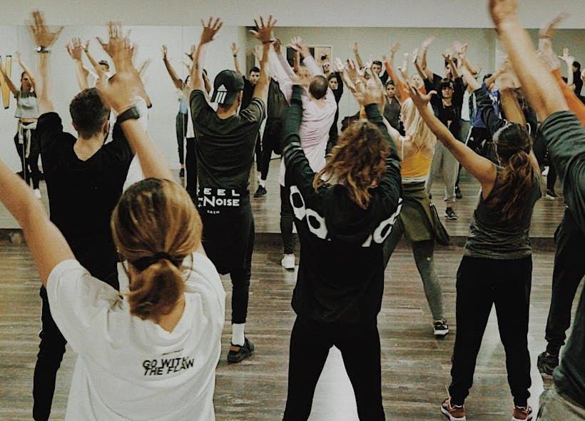 WOSAP Dance Studio