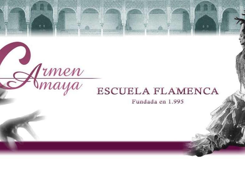 Escuela Flamenca Carmen Amaya