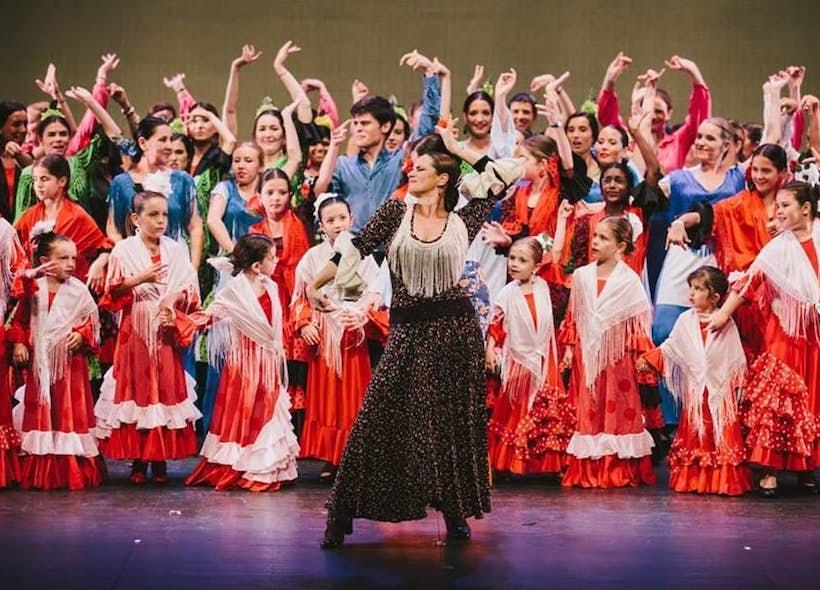 Escuela de Danza Trinidad Artiguez
