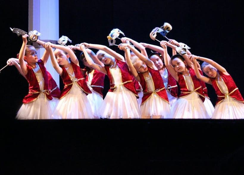 Ballet Silvia Pallisera