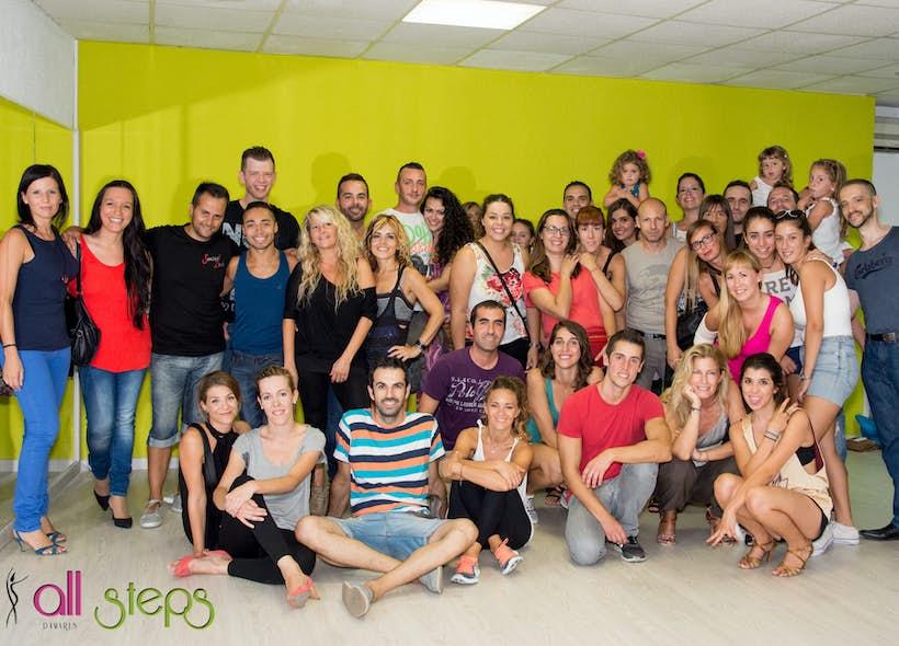 Escuela de Baile All Steps Barcelona