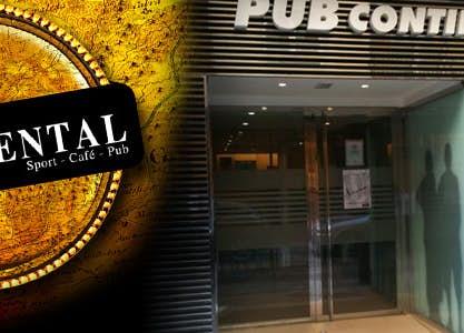 Continental Café Pub