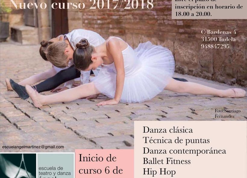 Escuela de Teatro y Danza Ángel Martínez