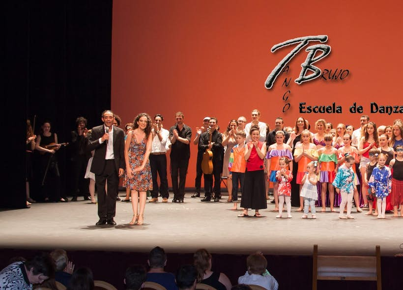 Escuela Tango Brujo