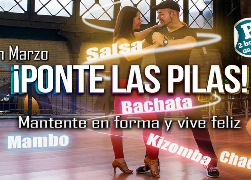 Escuela de Baile Los Reyes del Mambo