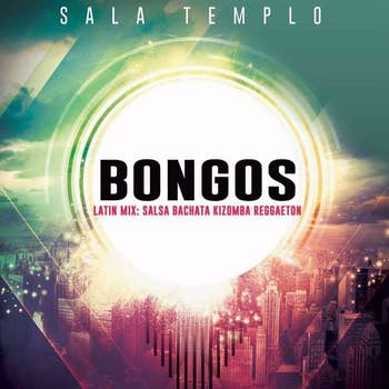 BONGOS -Sala Templo-