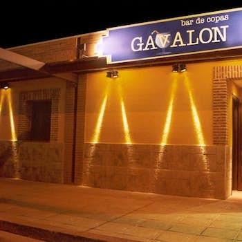 Gávalon bar de copas y Sala Gávalon
