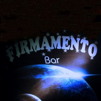 Firmamento Bar