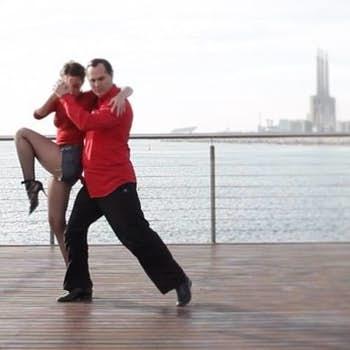Milonga del Mar Tango Barcelona