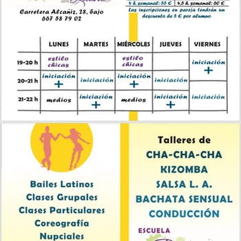 Escuela De Baile Ritmo Latino Teruel