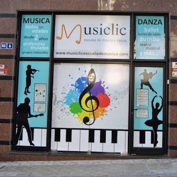 Musiclic Escuela de Música y Danza