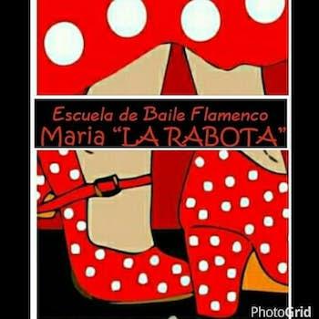 """Escuela de Baile Flamenco María """"La Rabota"""""""