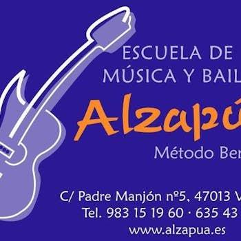 Escuela de Música y Danza Alzapúa