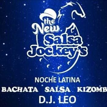 The New Salsa Jockey's