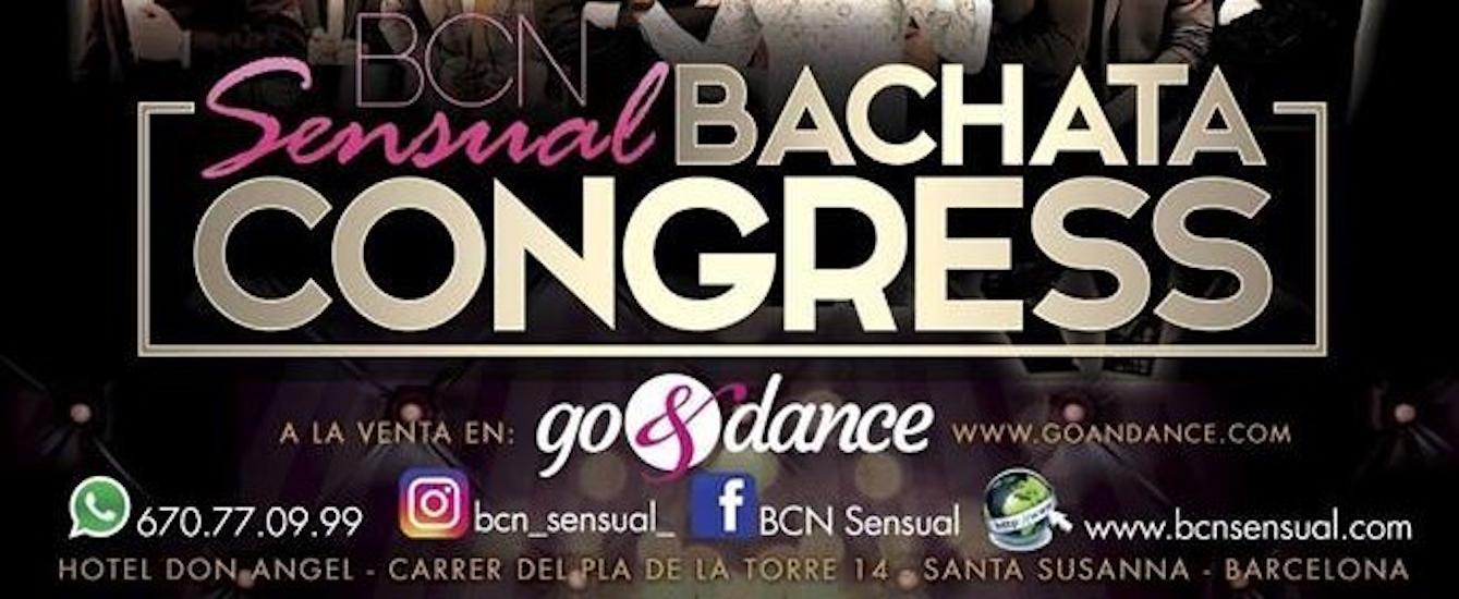 BCN SENSUAL BACHATA CONGRESS 2019